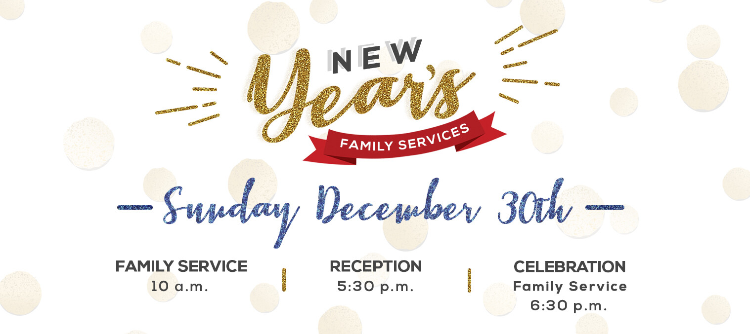 New Years Special Family Service