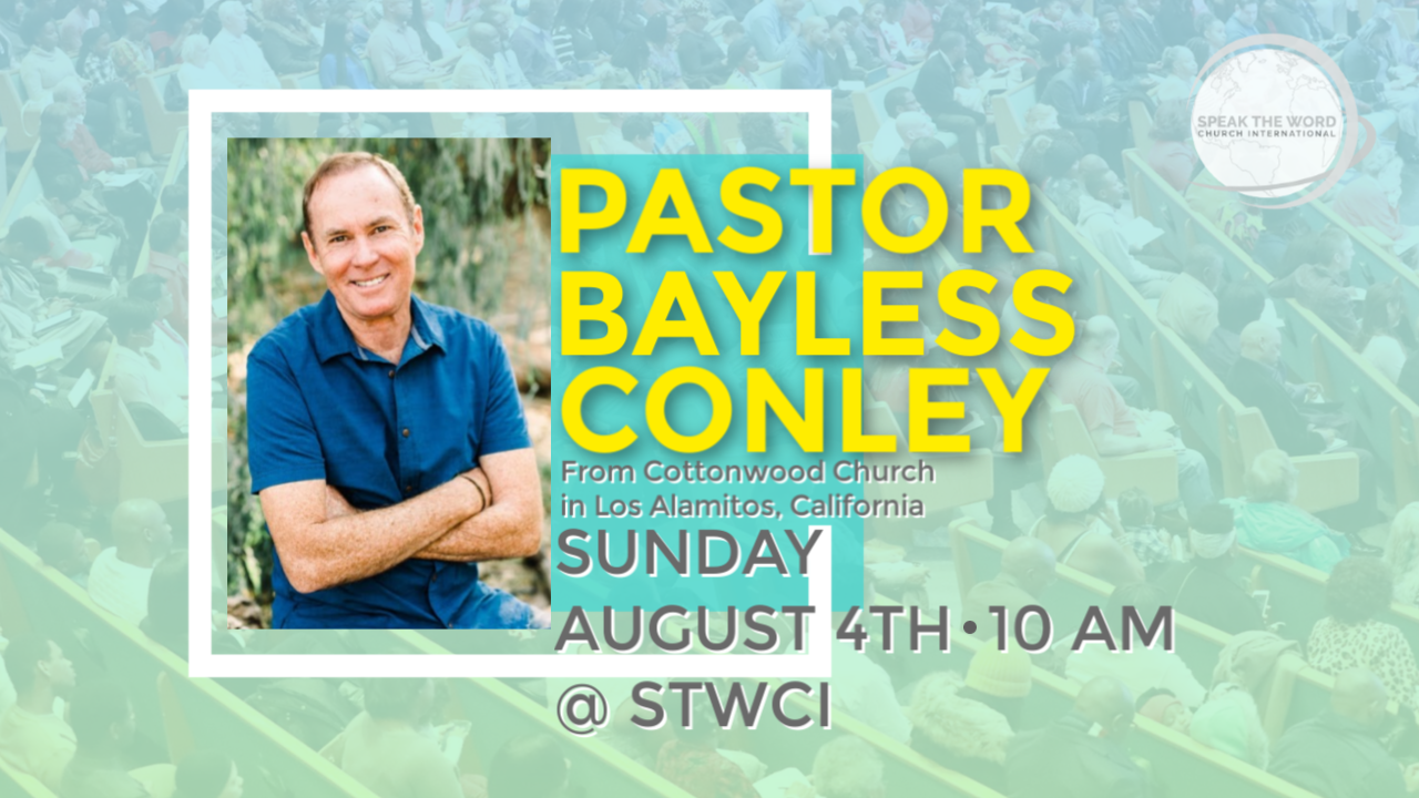 Sunday Service with Pastor Bayless Conley