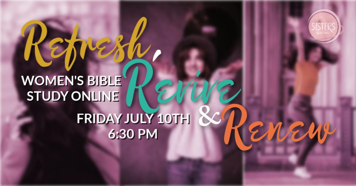 Women's Bible Study Online!