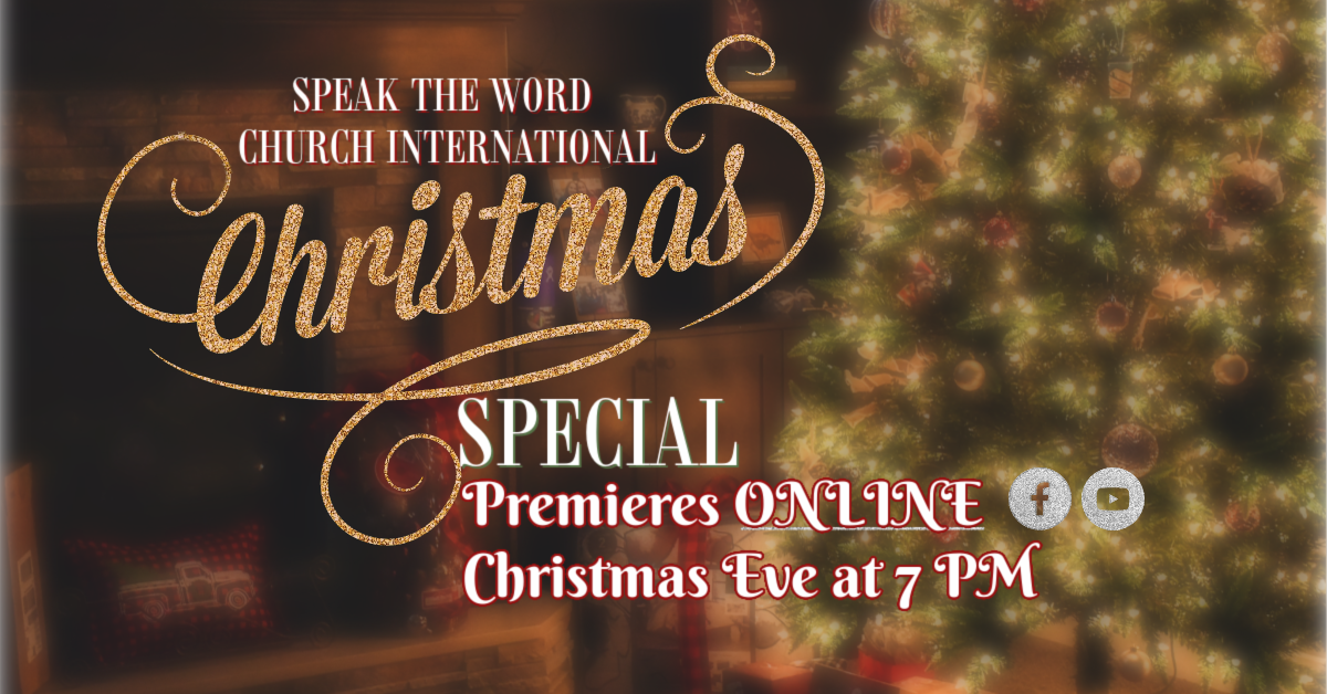 Christmas Special ONLINE!